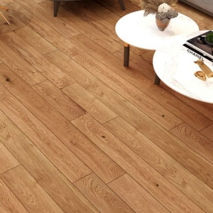 Alton - White Oak - Wire Brushed