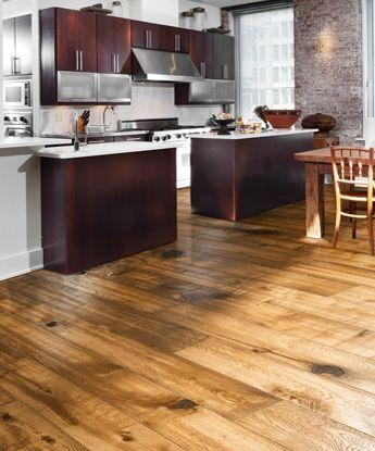 Craftsman Oak Hardwood Flooring