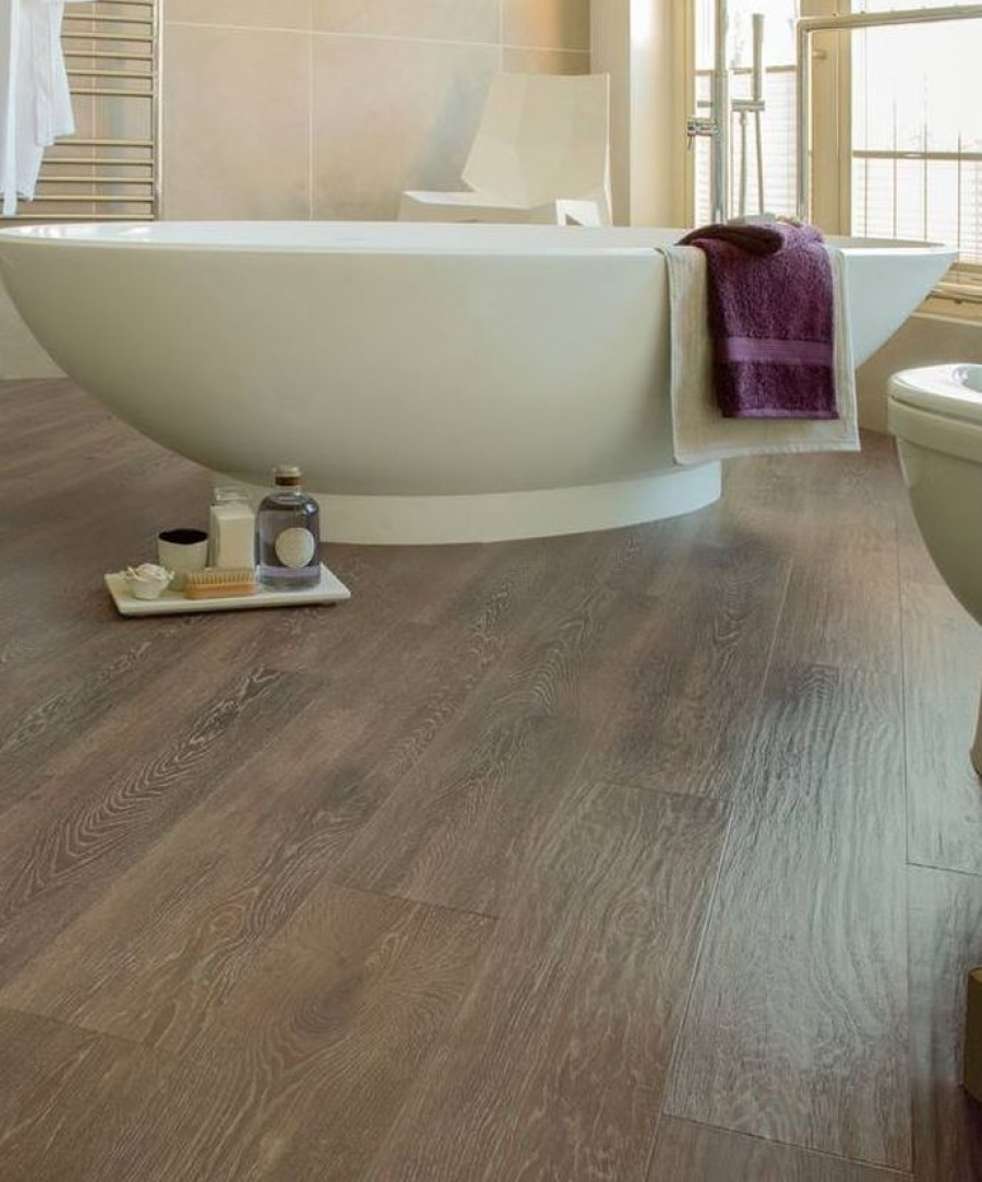 Oak Premier Luxury Vinyl Floor